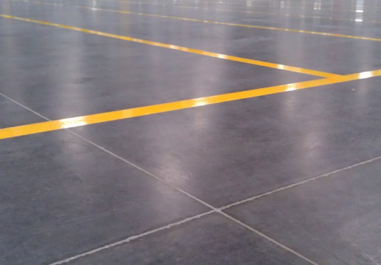 Concrete Epoxy Joint Filler : Epoxy joint filler is the best bet for joints on concrete
