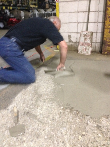 Cts Rapid Set 174 Demo Cr Concrete Resurfacer Amp Skim Coat