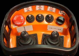 STI RC Grinder Controller