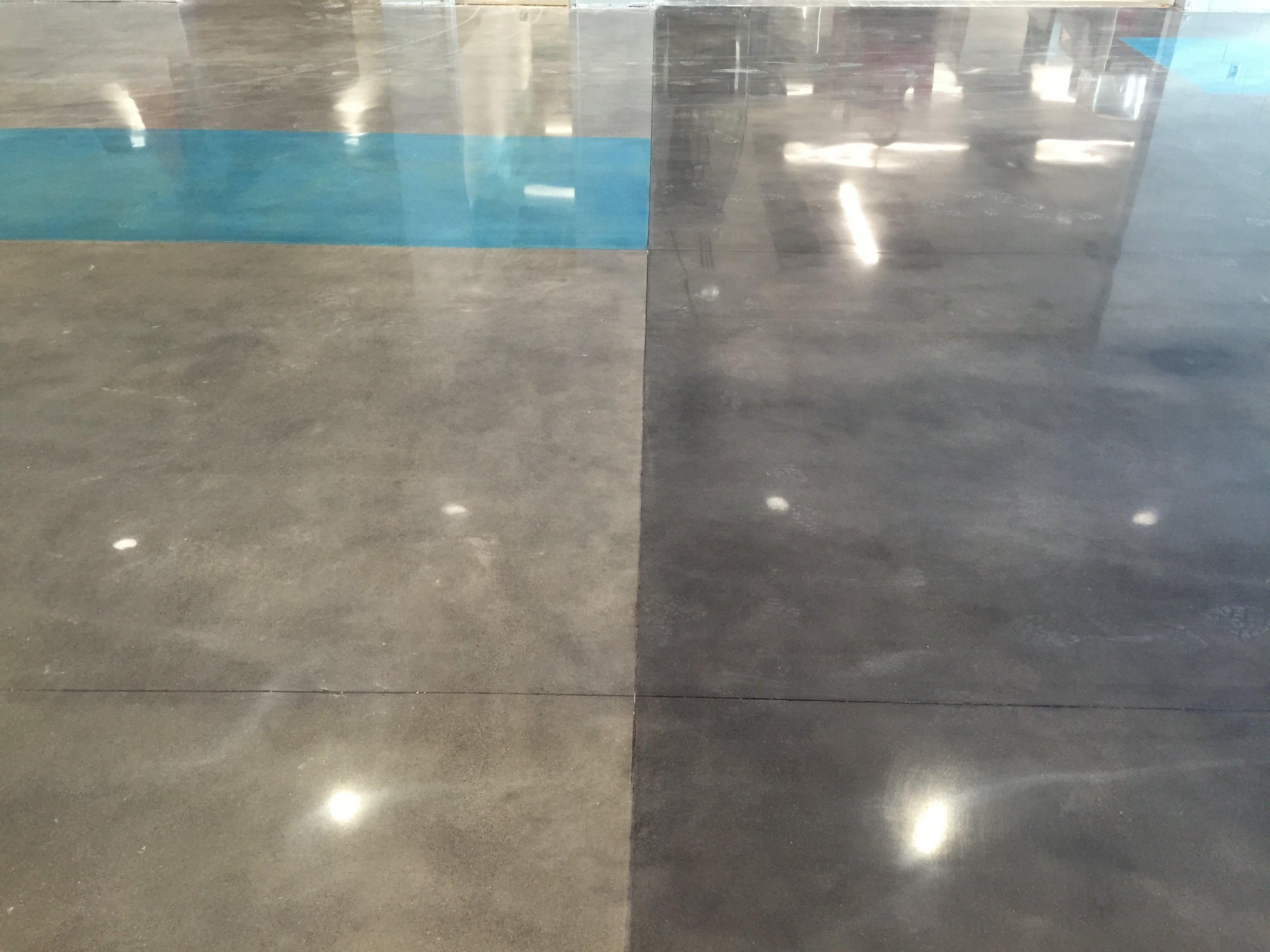 gorgeous middle polish job by applied flooring runyon