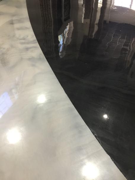 Decorative Concrete Runyon Surface Prep Blog - Poured acrylic floor