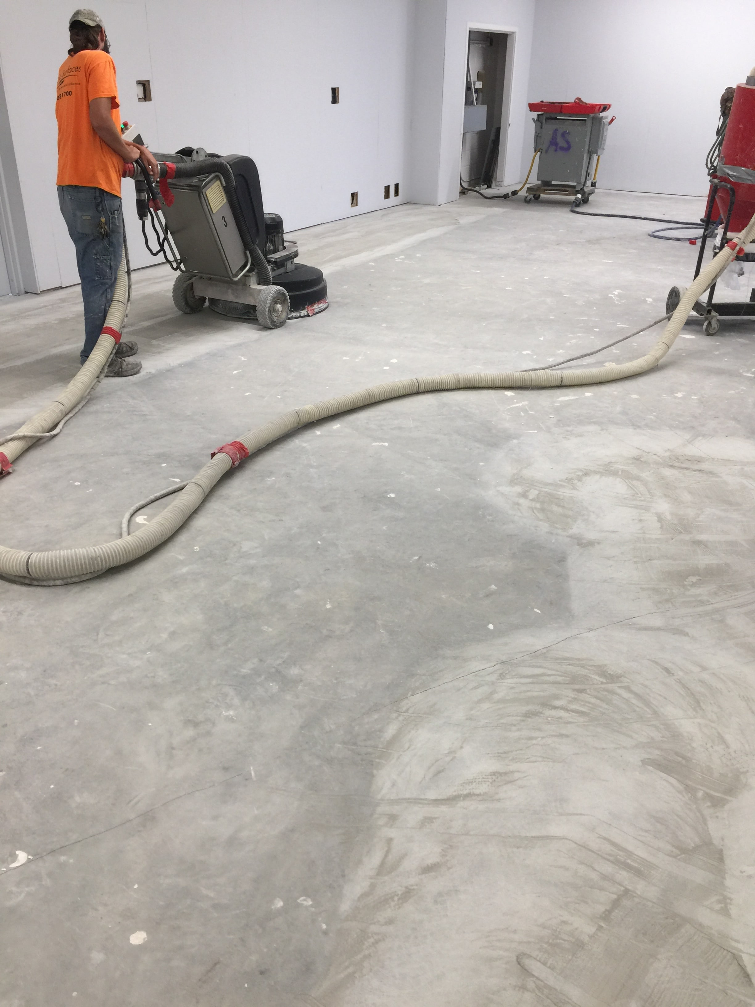 The Importance Of Surface Prep For Decorative Epoxy